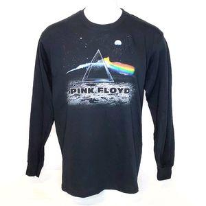 Pink Floyd Dark Side Lander Prism Long Sleeve Tee